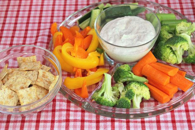 veggies-and-dip