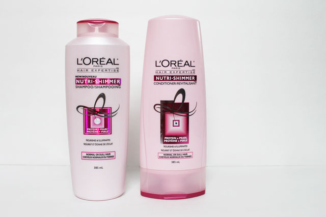 loreal-nutri-shimmer-shampoo-and-conditioner