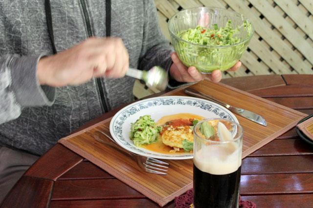serving-salad