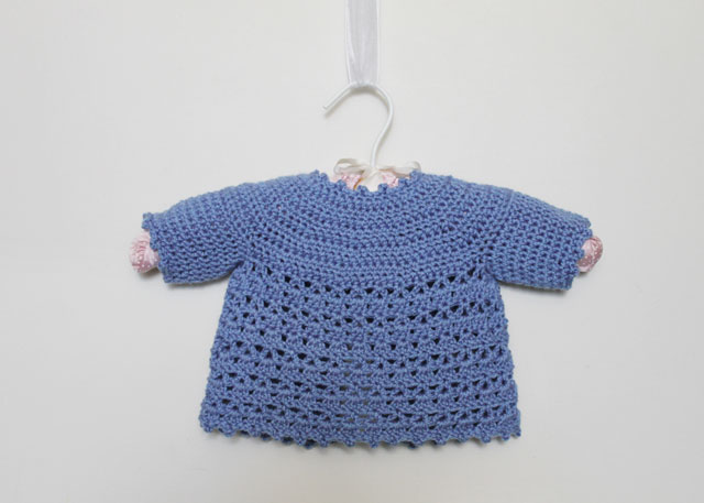 Crocheted Sweater