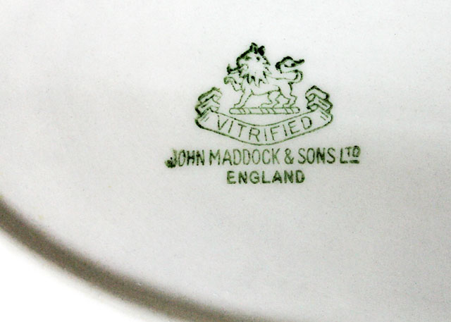 john maddock and sons vitrified
