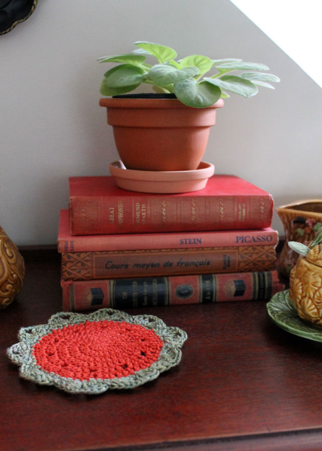 decorating for fall with crochet 03