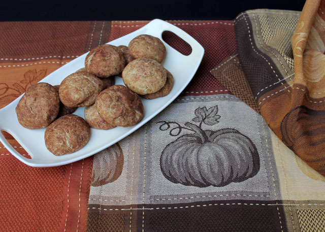 pumpkin snickerdoodles the kitchn recipe