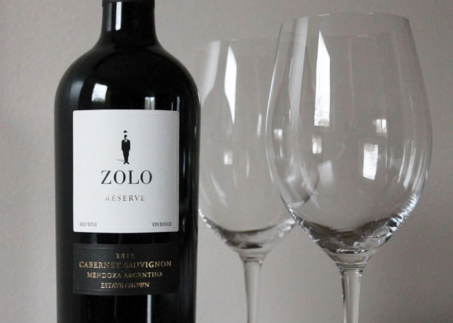 zolo reserve wine cabernet sauvignon 2012 argentina