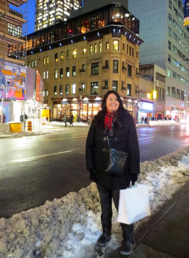 on yonge street