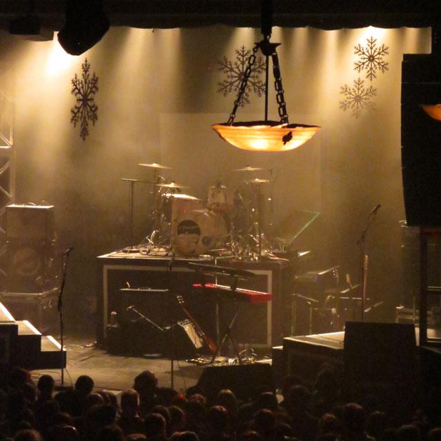 stage-set-up-phoenix-club-july-talk