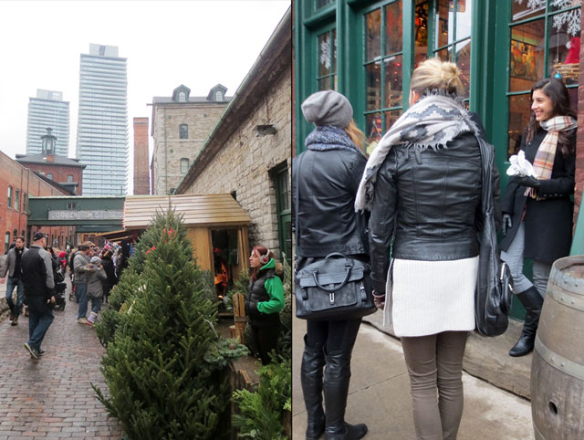 the distillery district christmas market 2014 03