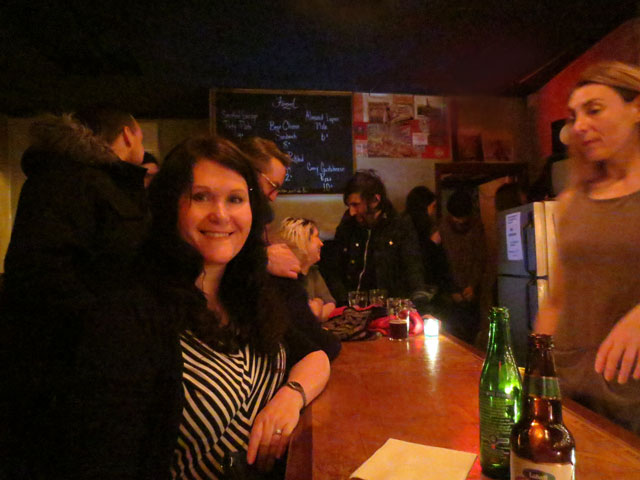 at communist's daughter bar toronto