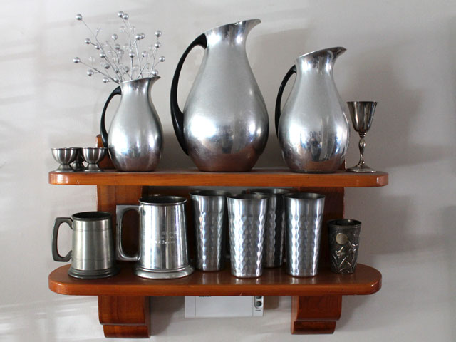 collection-of-vintage-silver-aluminum-and-stainless-things