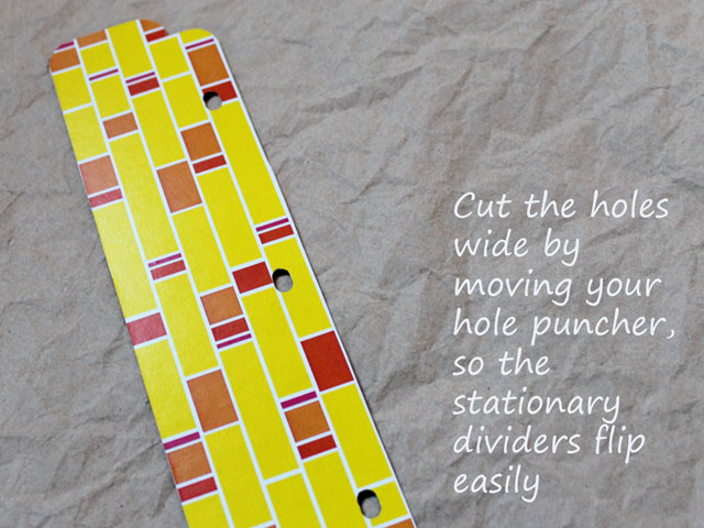 how-to-punch-holes-in-diy-planner-divider-so-they-flip-easily