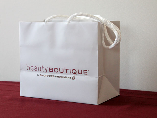 beauty-boutique-bag-from-shoppers-drug-mart