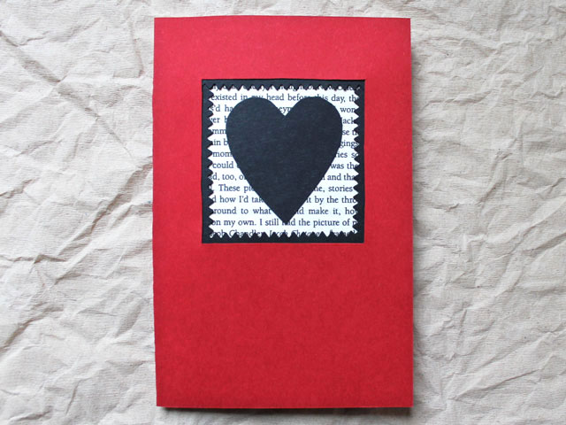 how to make a valentine card diy handmade