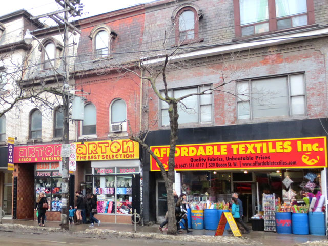 arton beads on queen street west