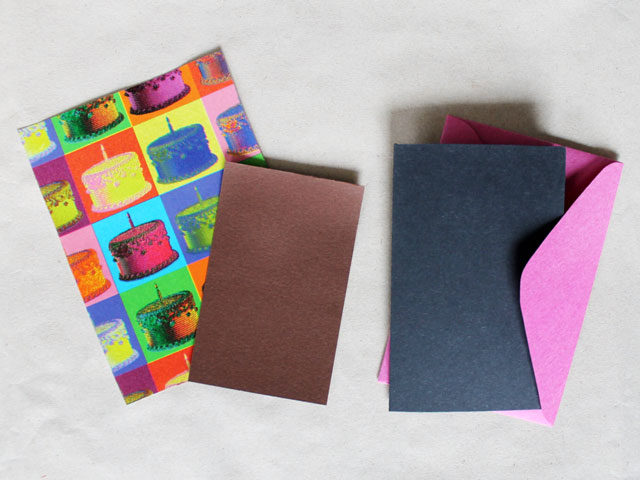 supplies-to-make-birthday-card-with-gift-wrap