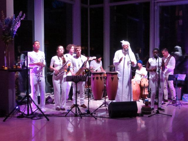 asiko afrobeat ensemble at koerner hall