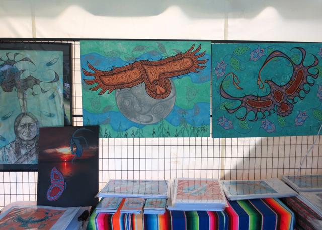 artwork aboriginal pavilion toronto