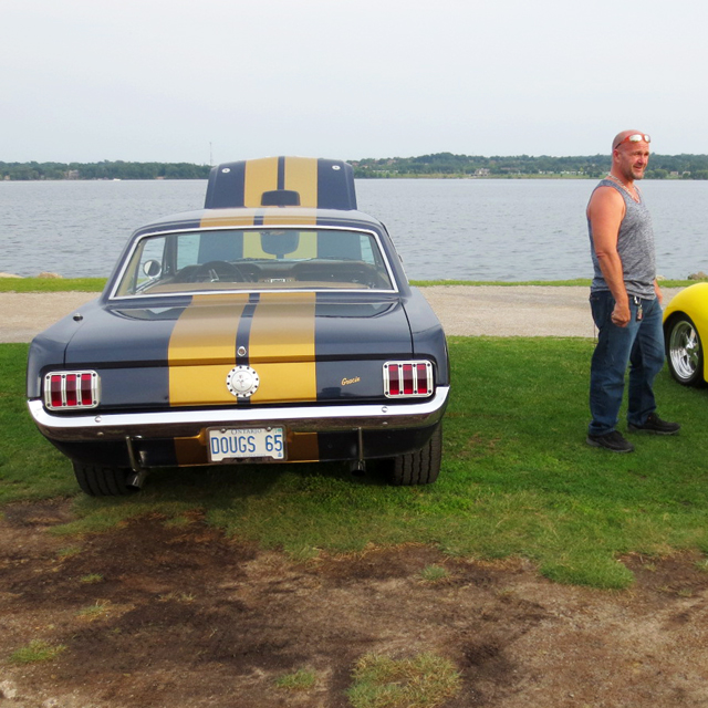 back-of-65-mustang-barrie-car-show