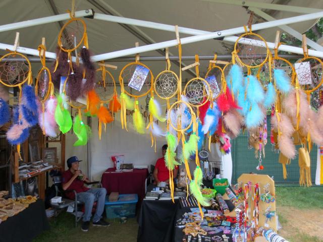dreamcatchers at aboriginal pavilion toronto