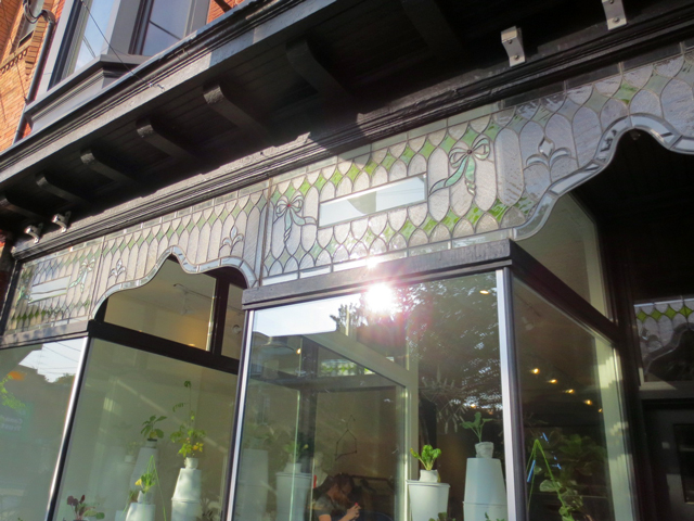 pretty-stained-glass-storefront-roncesvalles-avenue-toronto