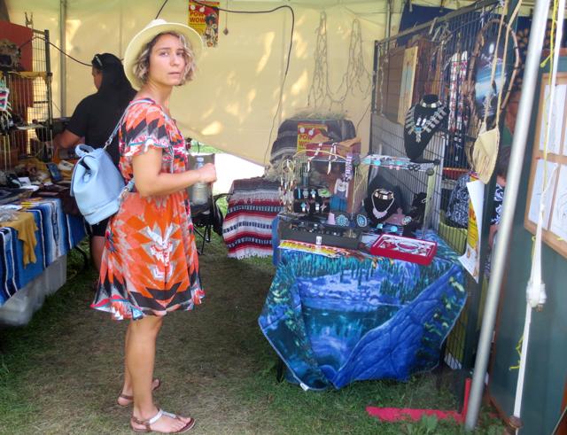 shopping at aboriginal pavilion toronto