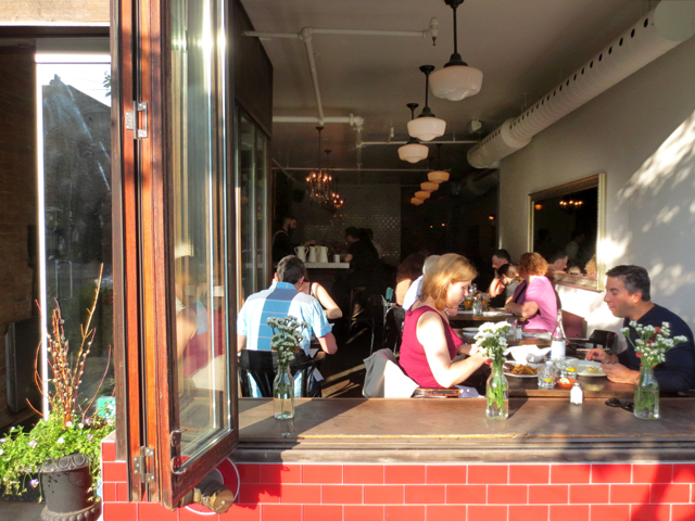 The Westerly Kitchen Bar Toronto On
