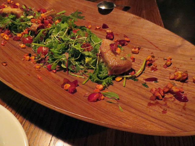 chefs-special-seared-tuna-with-arugula-and-fruit-at-valdez-restaurant-king-street-west-toronto