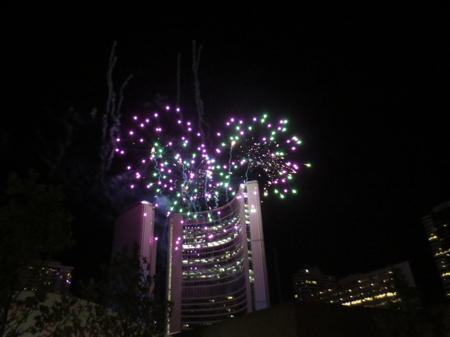 fireworks-at-nathan-phillips-square-city-hall-panamania-after-janelle-monae