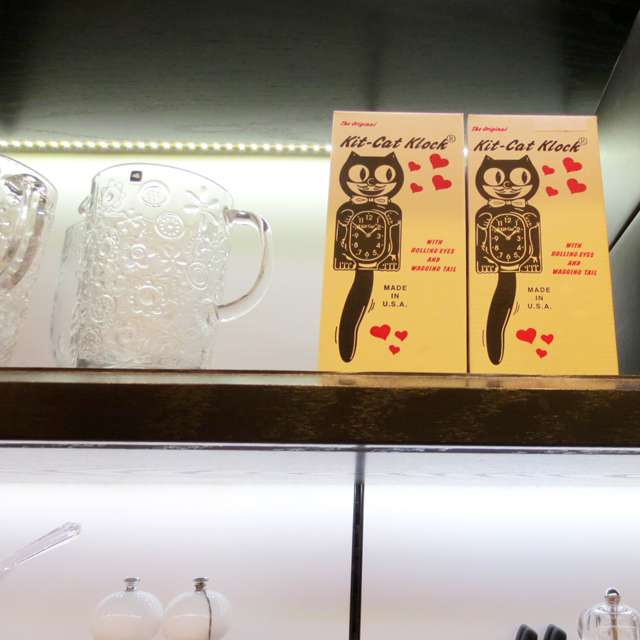 kit-cat-klocks-and-pretty-glass-at-dana-jordan-shop-bayview-village-toronto