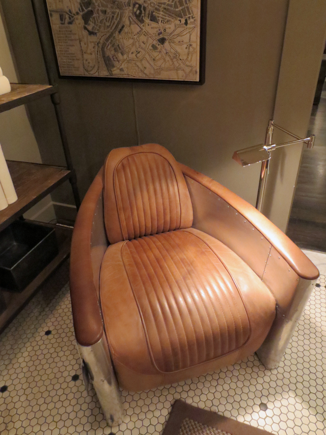 leather-and-steel-chair-at-restoration-hardware-bayview-village-mall-toronto