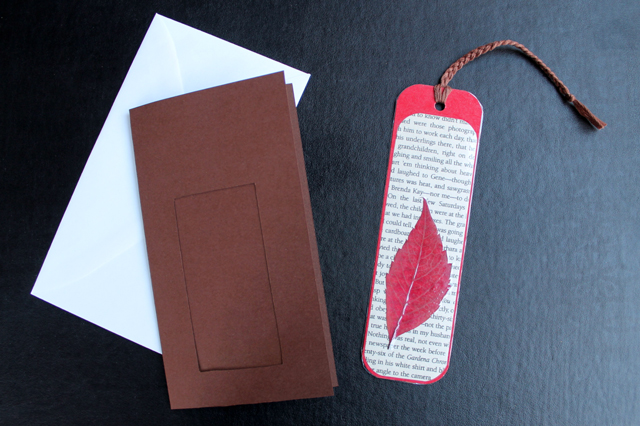 handmade-bookmark-to-be-mailed-inside-greeting-card-how-to-make