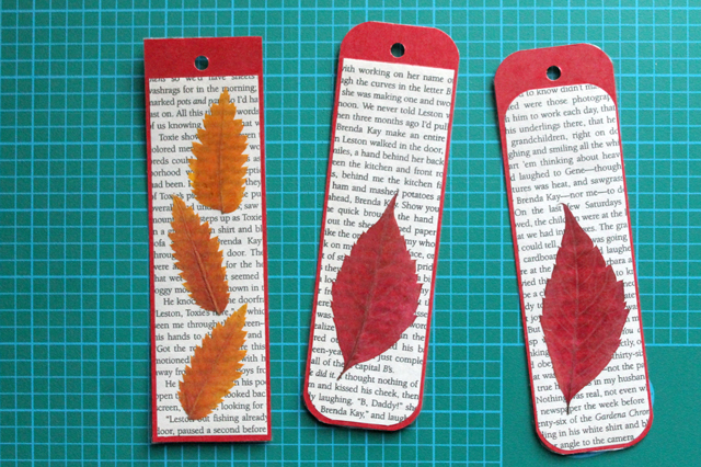 How to Make A Greeting Card and a Bookmark Combined | Loulou Downtown