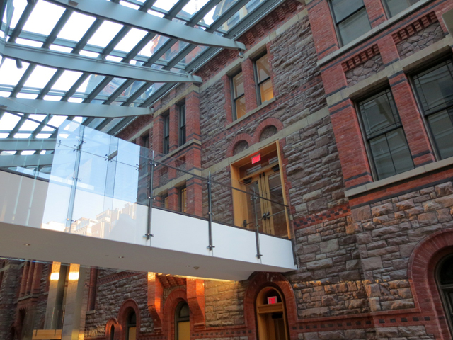 modern meets old architecture royal conservatory of music and koerner hall toronto