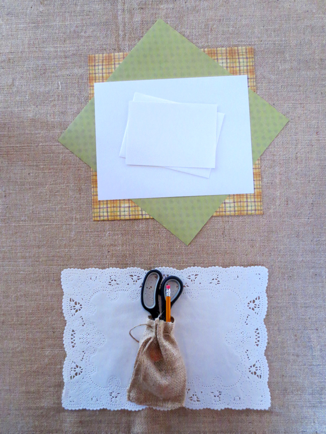 place-setting-at-makeful-crafting-workshop-party-toronto