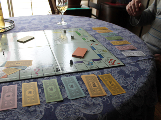 wine and monopoly