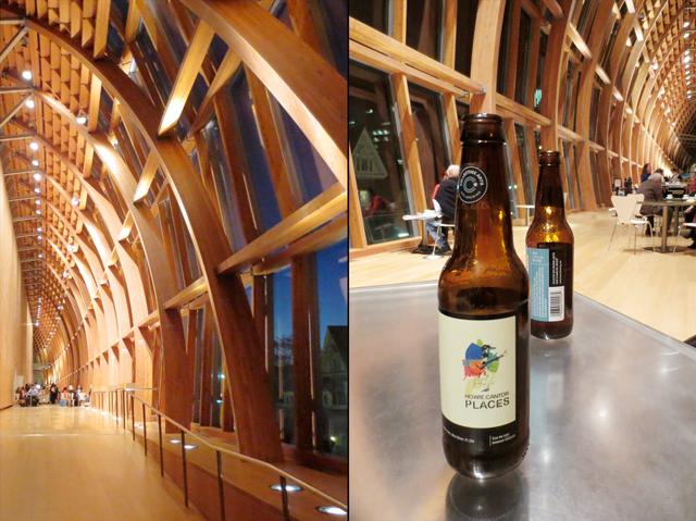 collective arts brewery beer at ago galleria italia toronto