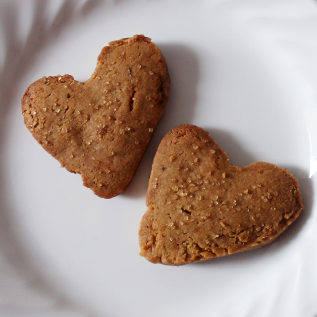 easy slice and bake ginger cookies