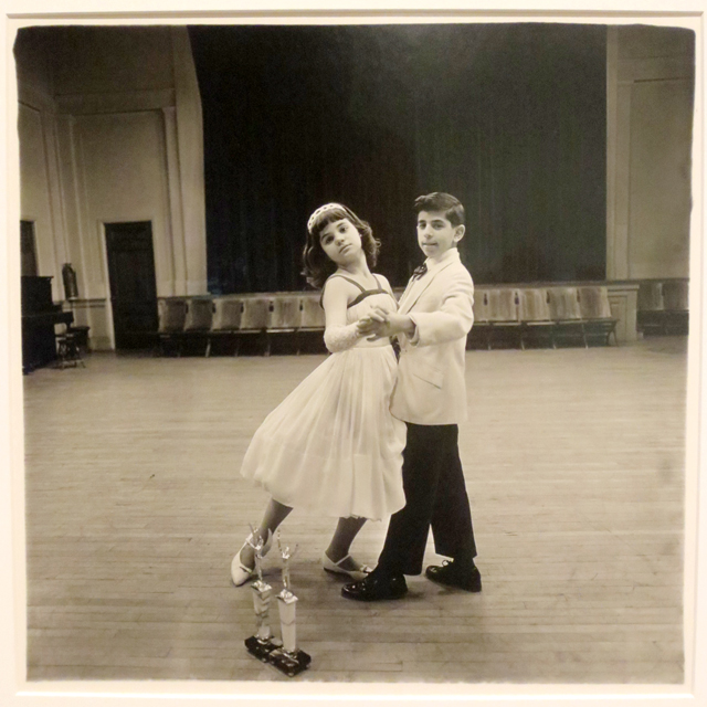 diane-arbus-photograph-junior-interstate-ballroom-dance-champions-yonkers-new-york-displayed-at-ago-toronto-outsiders-exhibit