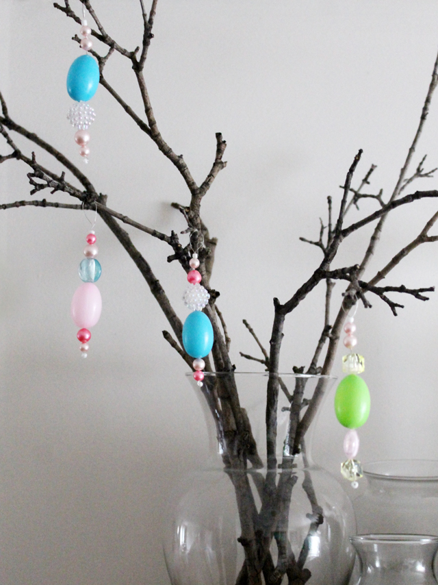 handmade easter ornaments decorations
