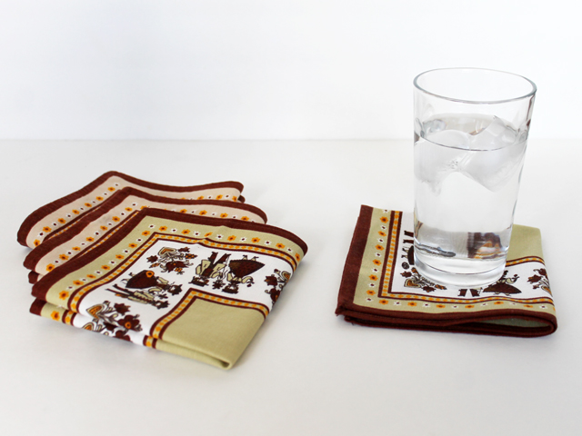thrifted-cotton-cocktail-napkins-from-austria