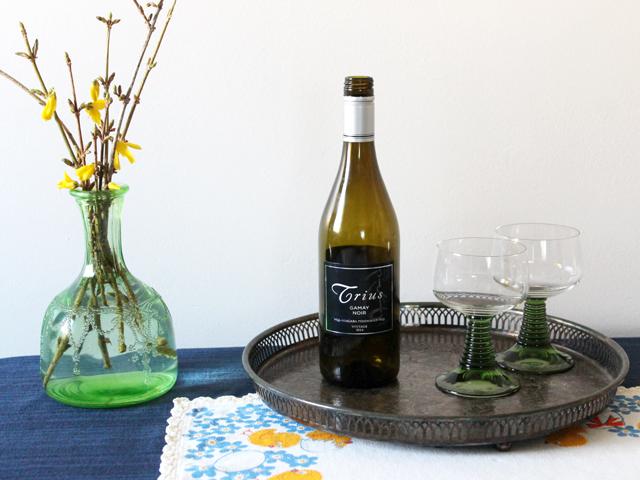 trius gamay noir wine niagara region canada