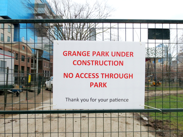 grange-park-under-construction-sign-toronto
