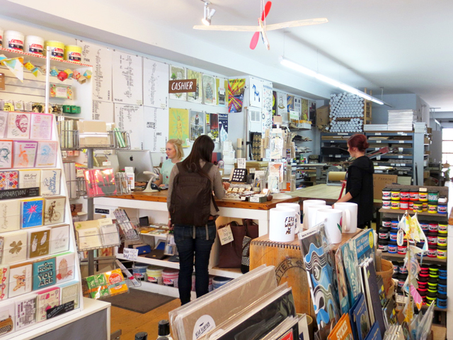 kid icarus shop kensington market toronto greeting cards gifts books printing