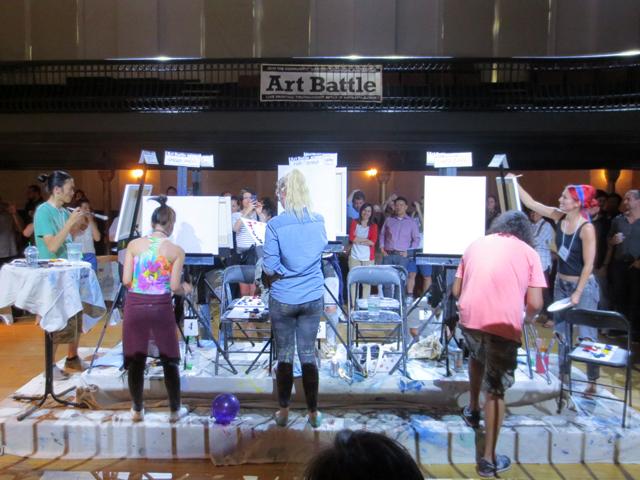 art-battle-begins
