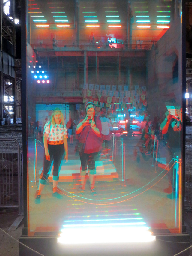 jordan soderberg mills art installation mirrors luminato toronto hearn