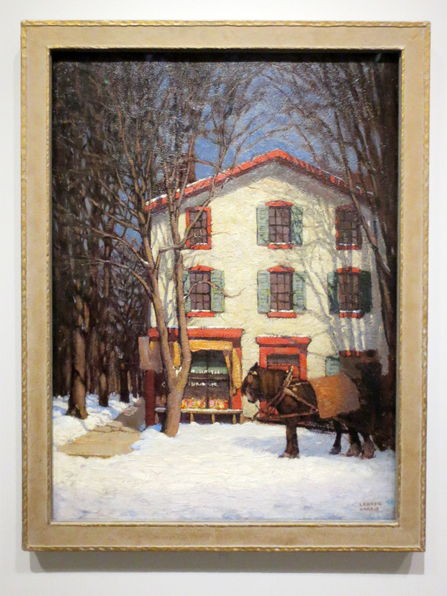 lawren-harris-exhibit-ago-toronto-the-corner-store