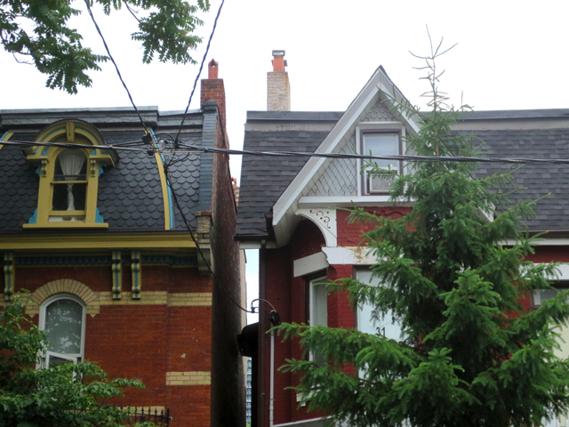 old houses in toronto