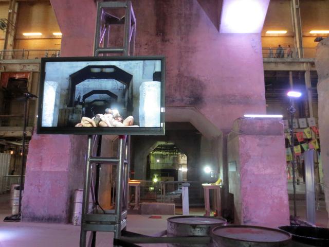 the coating project film at luminato festival toronto