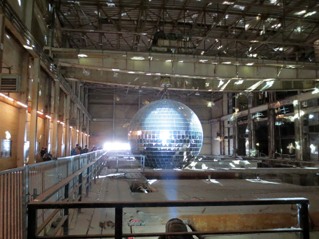 worlds-largest-mirror-ball-luminato-festival-toronto-hearn-generating-station