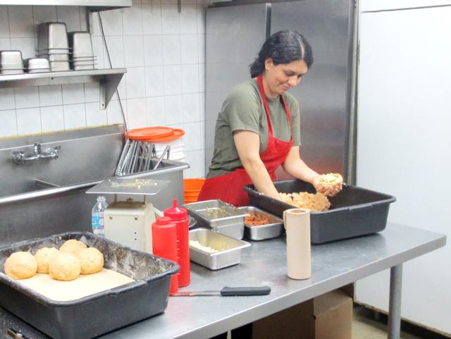 making-the-rice-balls-at-corrados-greek-and-italian-restaurant-john-street-toronto