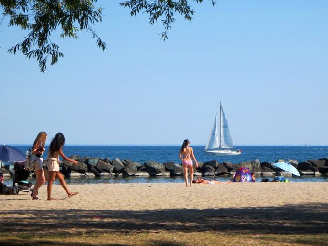 toronto beach centre island